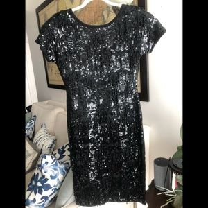 Beautiful Sequinned/Beaded Cocktail Dress